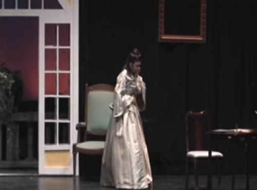 la traviata letter scene